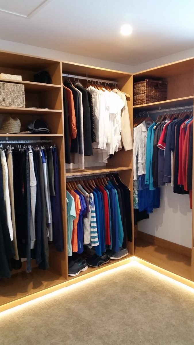 wardrobe builds and renovations