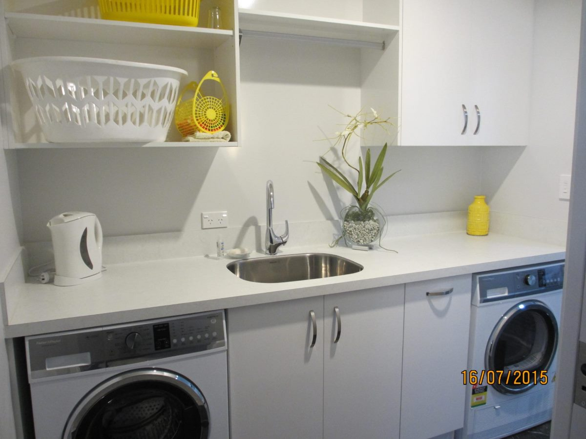 laundry builds and renovations